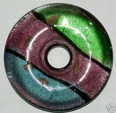 45 MM GLASPERLEN DONUT